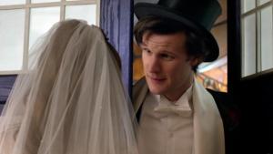 Doctor Who Amy's Wedding