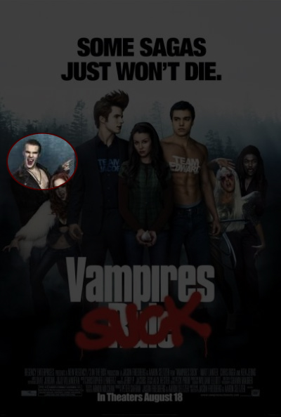 Vampires Suck - Pointing Guy