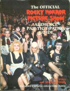 The Official Rocky Horror Picture Show Audience Par-tic-i-pation Guide